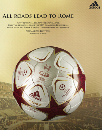 Adidas Football 09