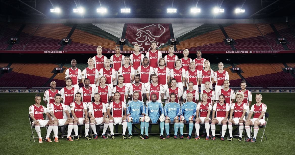 Ajax team shot
