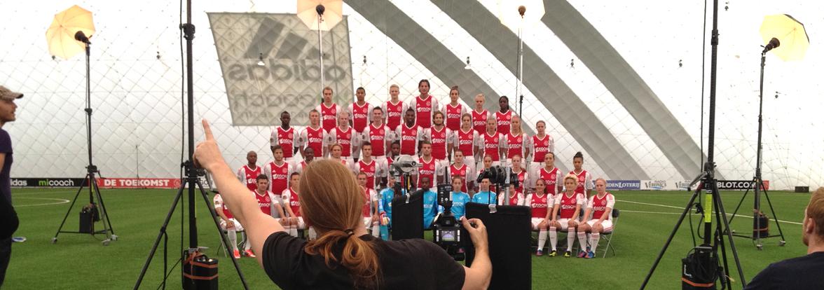Ajax team shooting